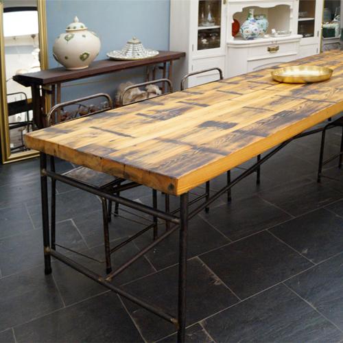 altholz bohlentisch m bel tischler dresden. Black Bedroom Furniture Sets. Home Design Ideas